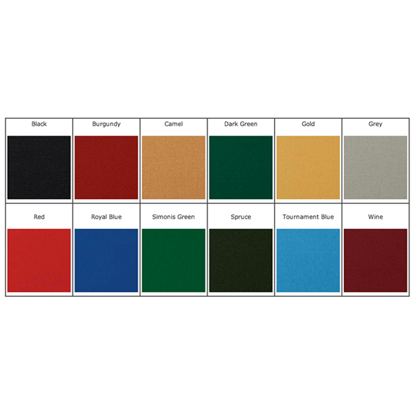 cloth colors simonis